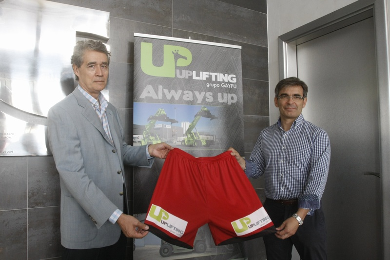 UP LIFTING patrocinará al Club Balonmano Huesca